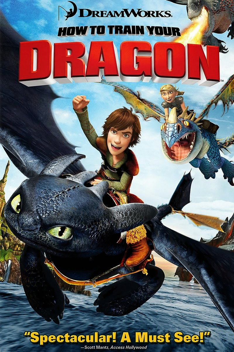 How To Train Your Dragon (John Powell)