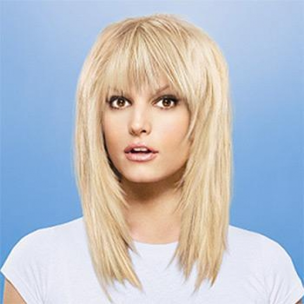 Medium To Long Haircuts For Women