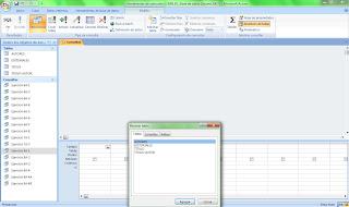 Crear consultas de selección en Access 2007