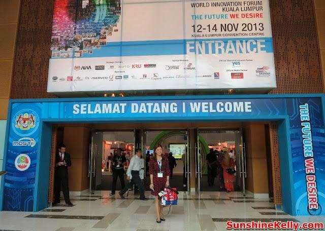 World Innovation Forum Kuala Lumpur 2013, the Future We Desire, world forum, klcc, wifkl 2013, innovation exhibition