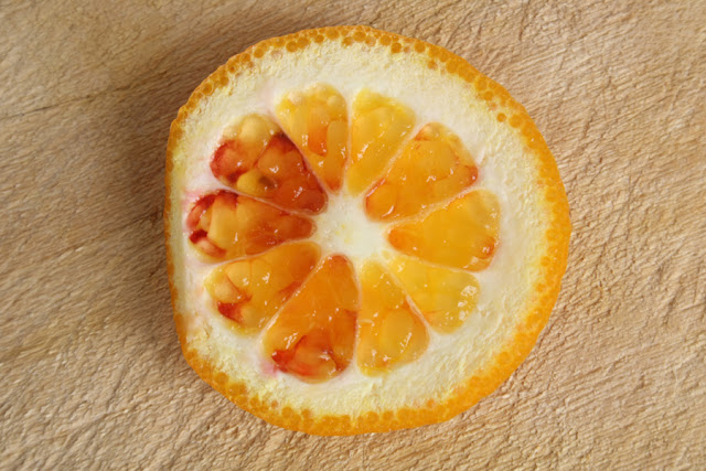 Fetta di arancio