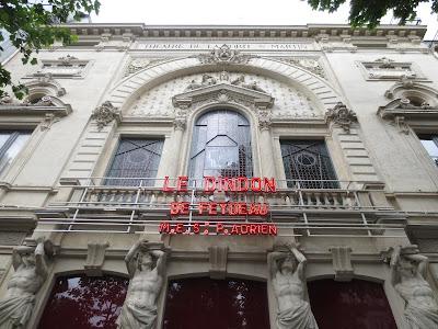 Théâtre de la Porte Saint-Martin