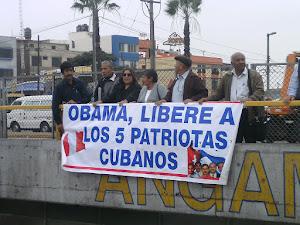 ACCIONES POR LA SOLIDARIDAD PERÚ - CUBA