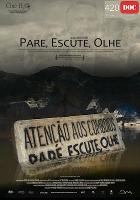 Pare, Escute, Olhe