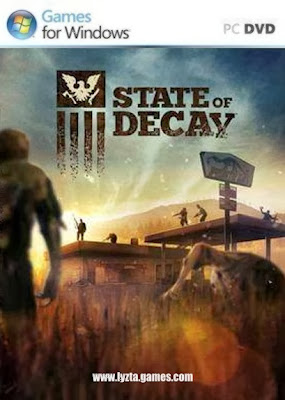 State of Decay PC Cover