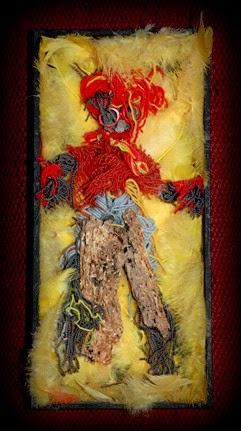 Muñeco Ritual Corta Gualicho Poderoso N° 2 $ 320.-