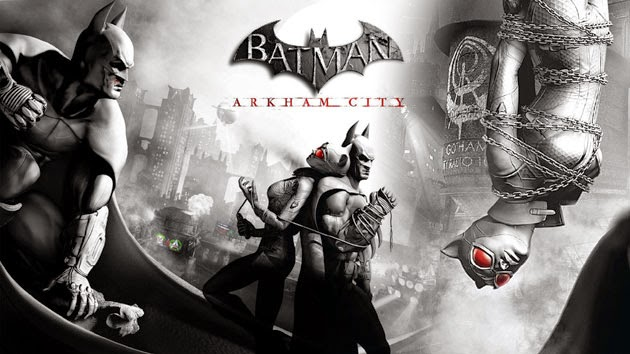 Batman Arkham City Game Download