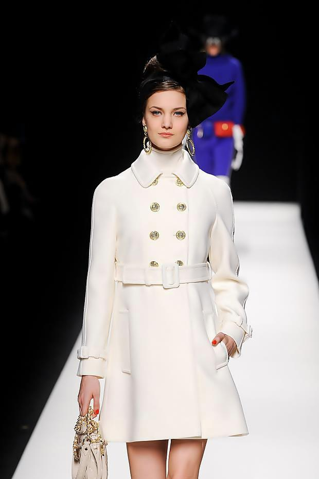 1001 fashion trends: Moschino (Autumn) Fall- Winter 2012-2013