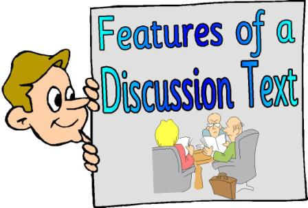 RAIH PRESTASI: Discussion Text (Power Point Presentation .