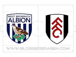 Prediksi Pertandingan West Bromwich Albion vs Fulham