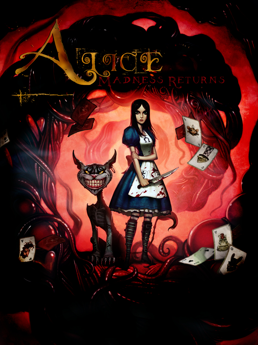 no s lo ps2 alice madness returns. Black Bedroom Furniture Sets. Home Design Ideas