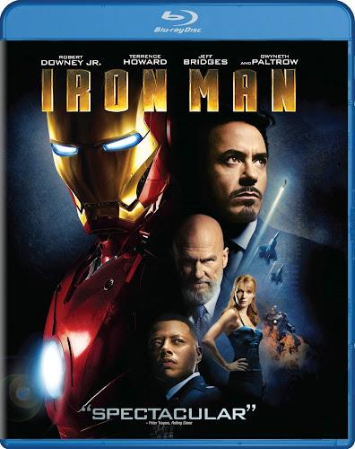 Iron Man 2008 mHD BluRay