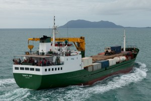 MV Trinity Bay of SeaSwift