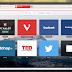 Vivaldi Technical Preview com decorações das janelas nativas para Linux e mais