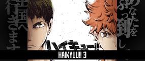 HAIKYUU!! 3