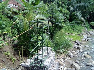 Bencana Alam di Desa Gunungwuled