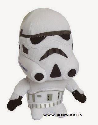 Peluche Storm Trooper 9,99€