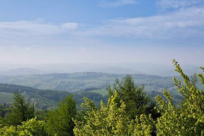 Blick vom Troppberg Richtung Süden