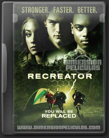 Recreator (DVDRip Español Latino) (2012)