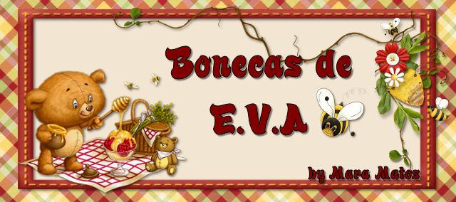 Bonecas De E.V.A