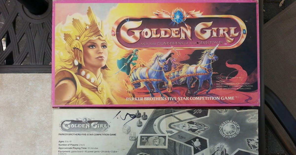a board game a day golden girl and the guardians of the gemstones. Black Bedroom Furniture Sets. Home Design Ideas