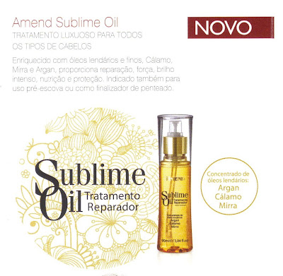 Amend sublime Oil