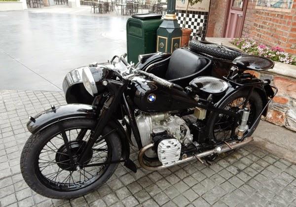 1939 BMW R71 motorbike Inglourious Basterds