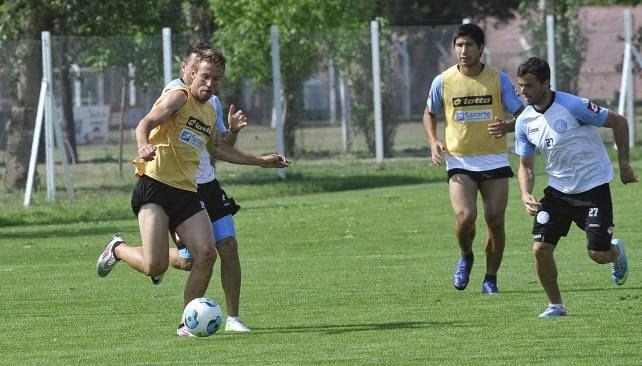 belgrano de cordoba practica formal de futbol