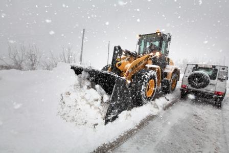 Maltempo sulla Sicilia, nevicate anche in pianura$