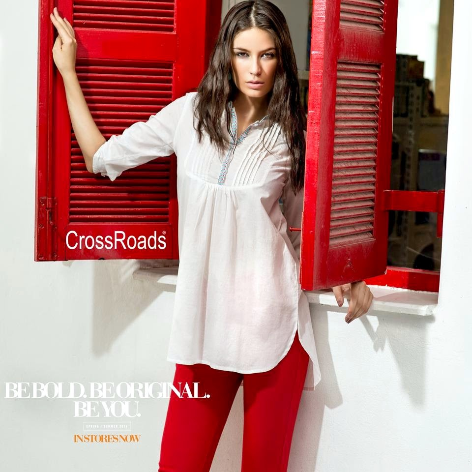 Crossroads Regular Summer Collection 2014 | Crossroads Spring Summer