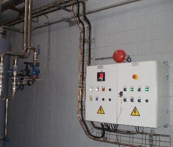 Protec servicios y construcciones srl instalaciones - Instalacion de electricidad ...