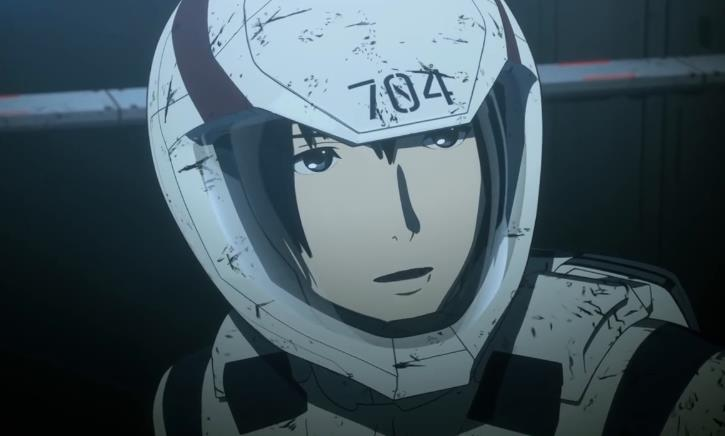 Sidonia no Kishi: Daikyuu Wakusei Seneki Wallpaper Screenshot Preview