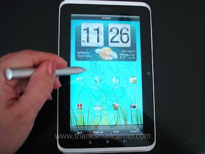digital stylus pen