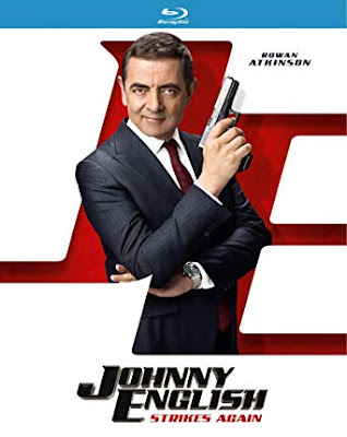 Johnny English Strikes Again 2018 Eng BRRip 480p 300Mb ESub x264