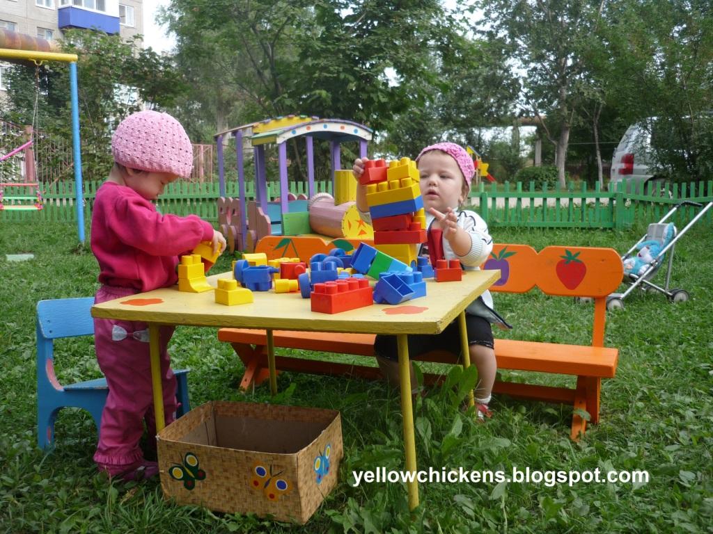 Дидактические игры с детьми раннего возраста