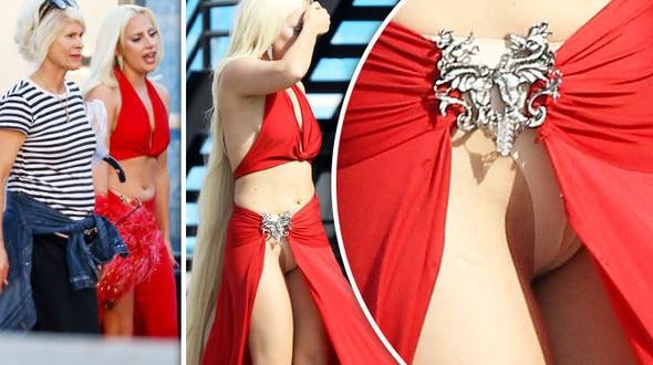 Lady Gaga Body American Horror Story