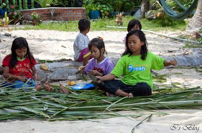 Copiii din Salang