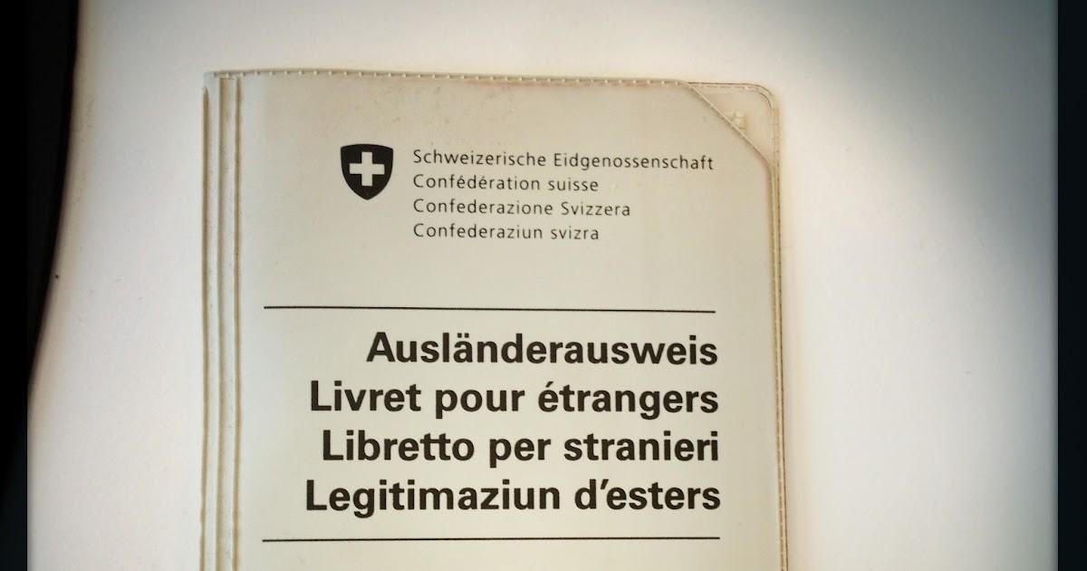 Alittam il permesso per stranieri svizzero for Permesso di soggiorno per stranieri