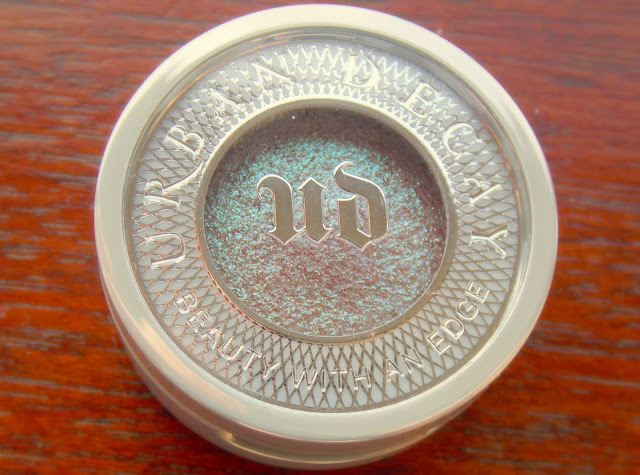 Urban Decay Moondust in Solstice Review & Swatches