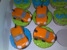 Figurines Cupcakes