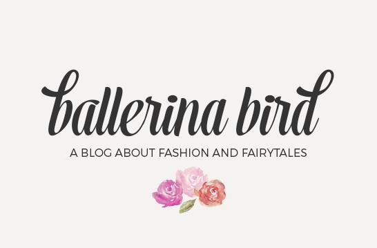 BALLERINA BIRD
