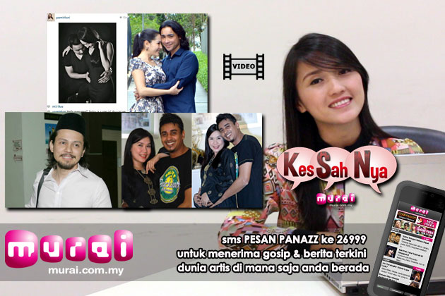 Malaysia, Hiburan, Artis Malaysia, Selebriti, KesSahNya, Yasmin Hani, Hamil, Tepis, Isu, Jimmy, Eira Syazira