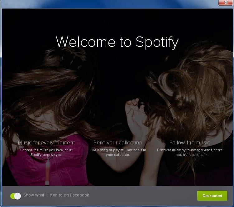 Spotify Globe