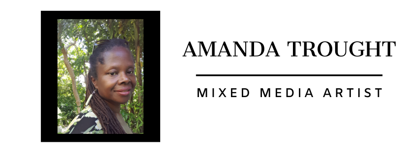 Amandatrought-Mixed media art