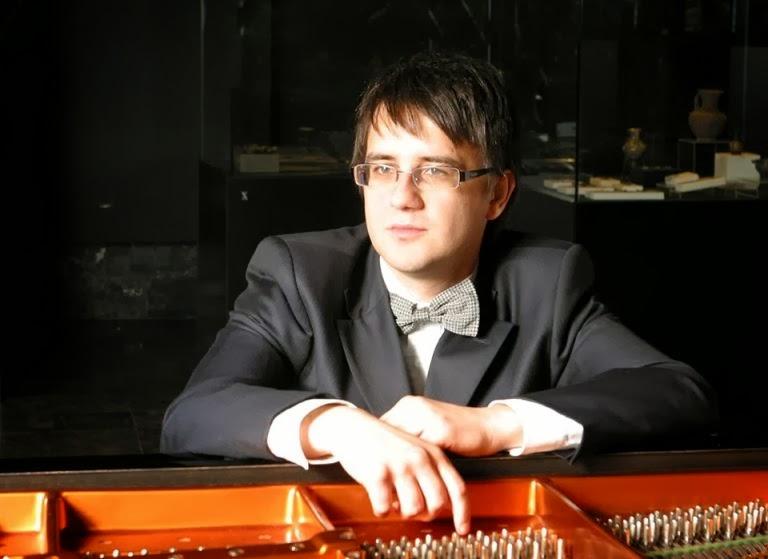 Koncert makedonskog pijaniste Nikole Paskalova