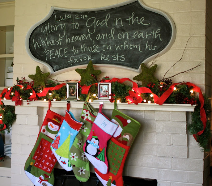 #8 Chrismast Decoration Ideas
