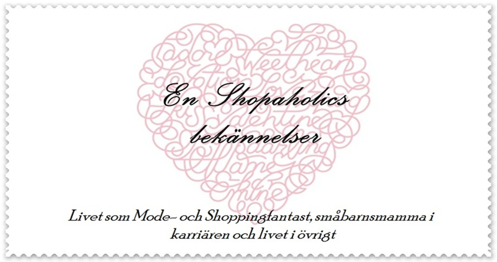  EN SHOPAHOLICS BEKNNELSER 