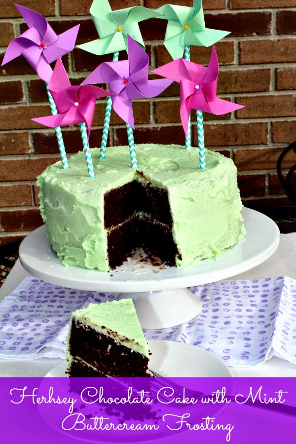 delicious mint chocolate cake recipe