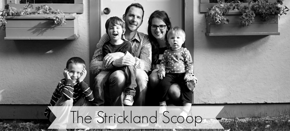 the Strickland scoop