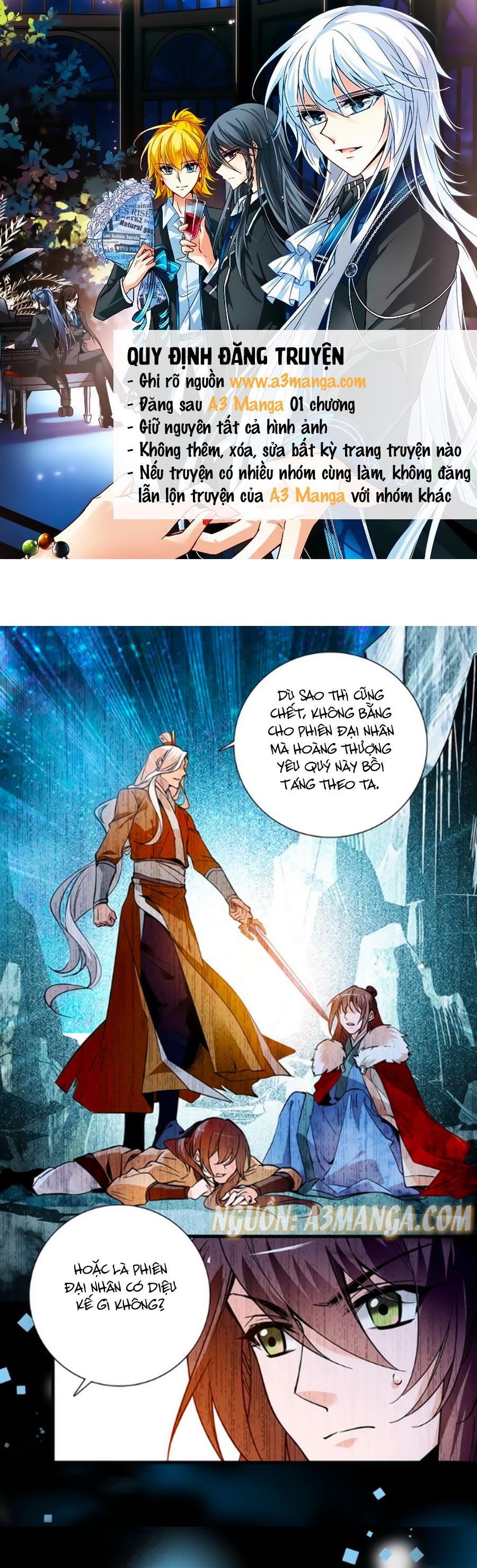 Hoàng Thượng! Hãy Sủng Ái Ta Đi! Chap 51